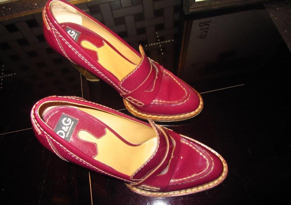 Туфли Dolce Gabbana
