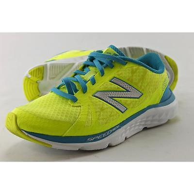 New Balance W690 Speed Ride Women US 8.5 Green Running Shoe