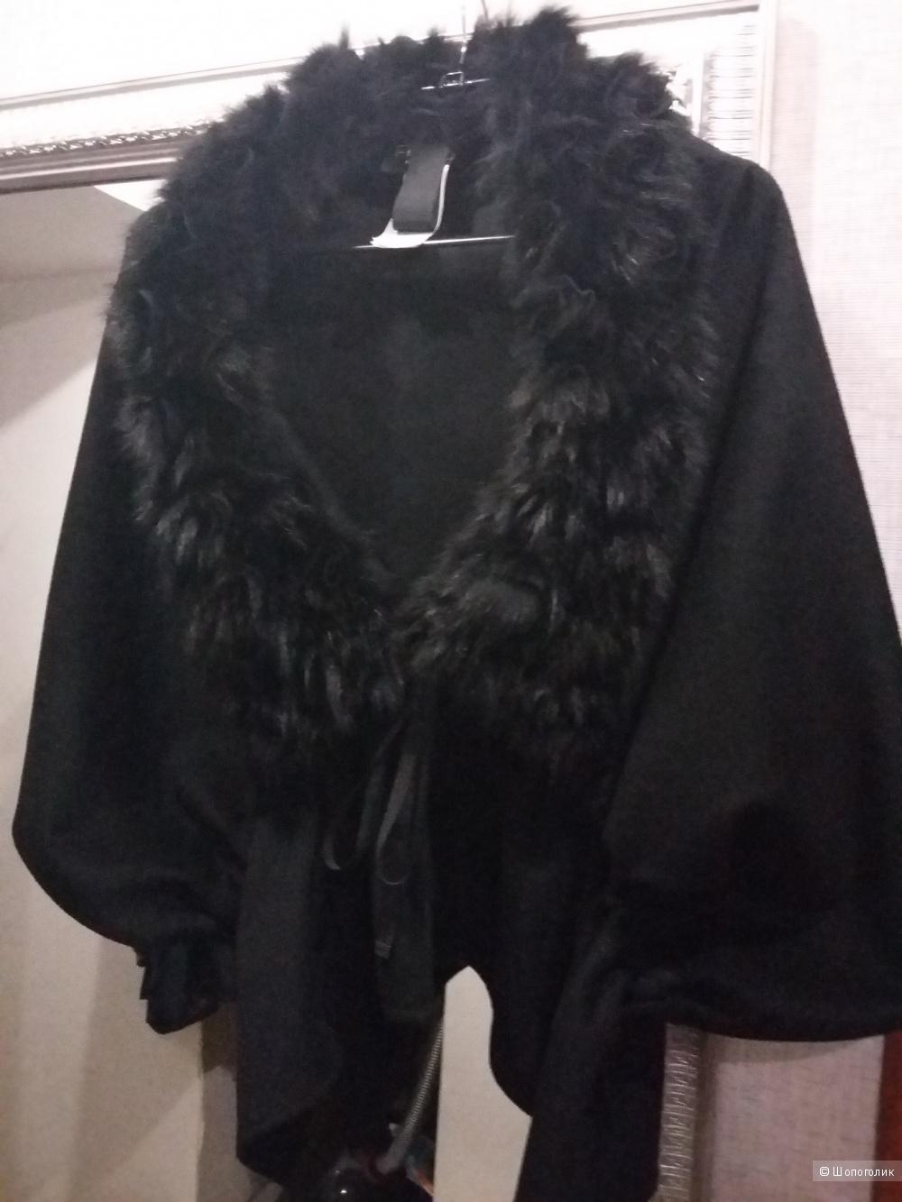 "Шикарная куртка-накидка ""Feodora"" Греция."