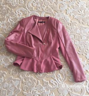 Куртка кожаная Anna Rita N, 44 размер