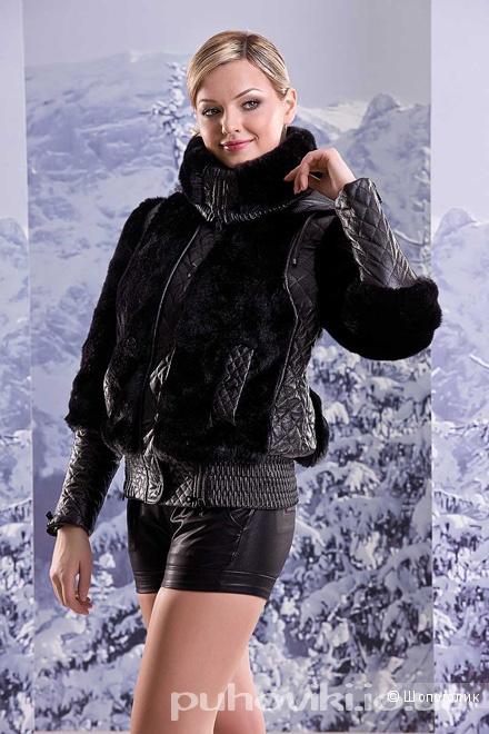 Меховая куртка р 46