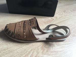 Кожаные сандалии ASOS