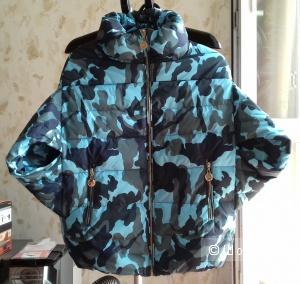 Новая куртка-жилетка (реплика)  Elisabetta Franchi р S.