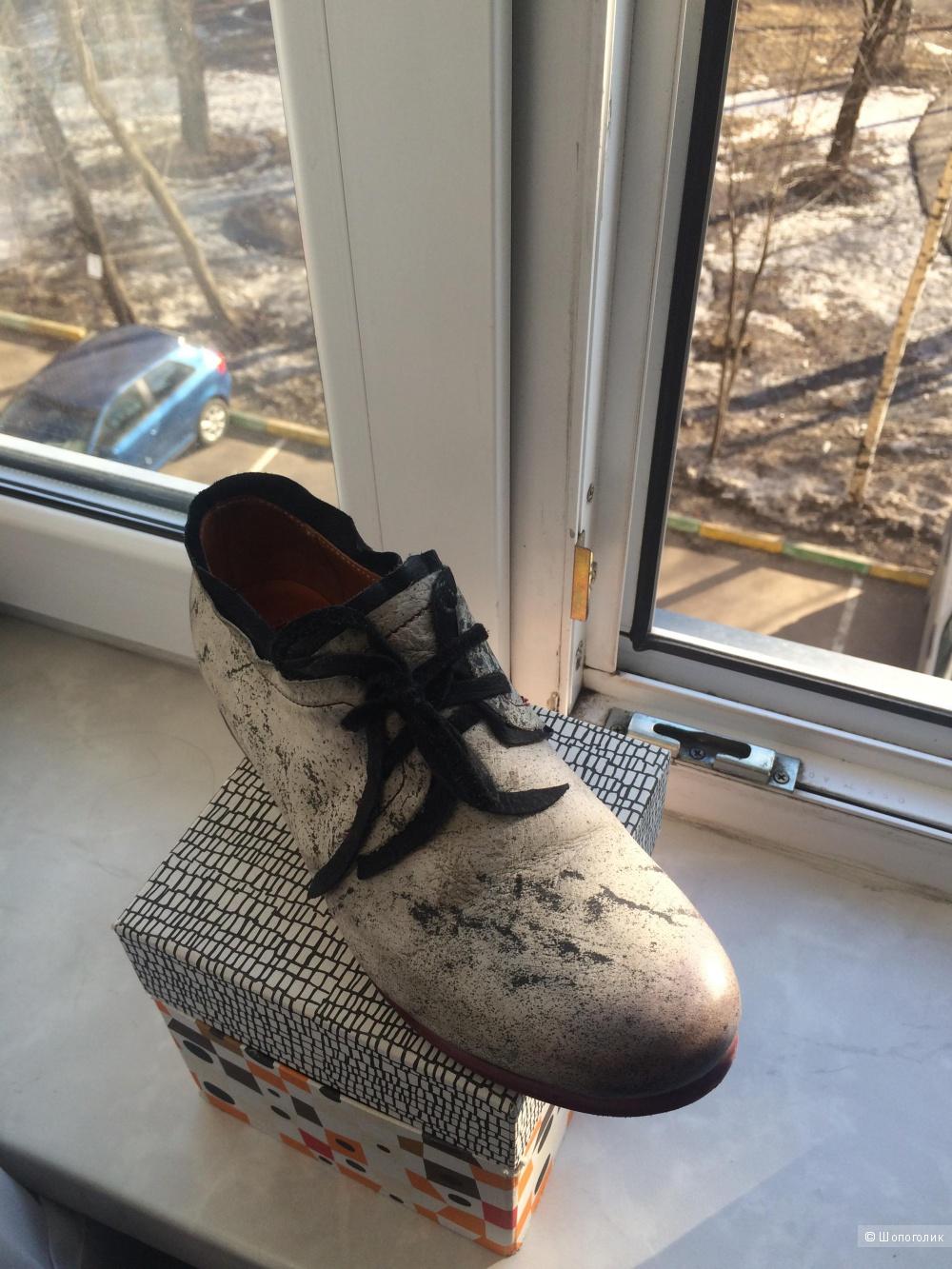 Ботинки Papucei, осень-весна