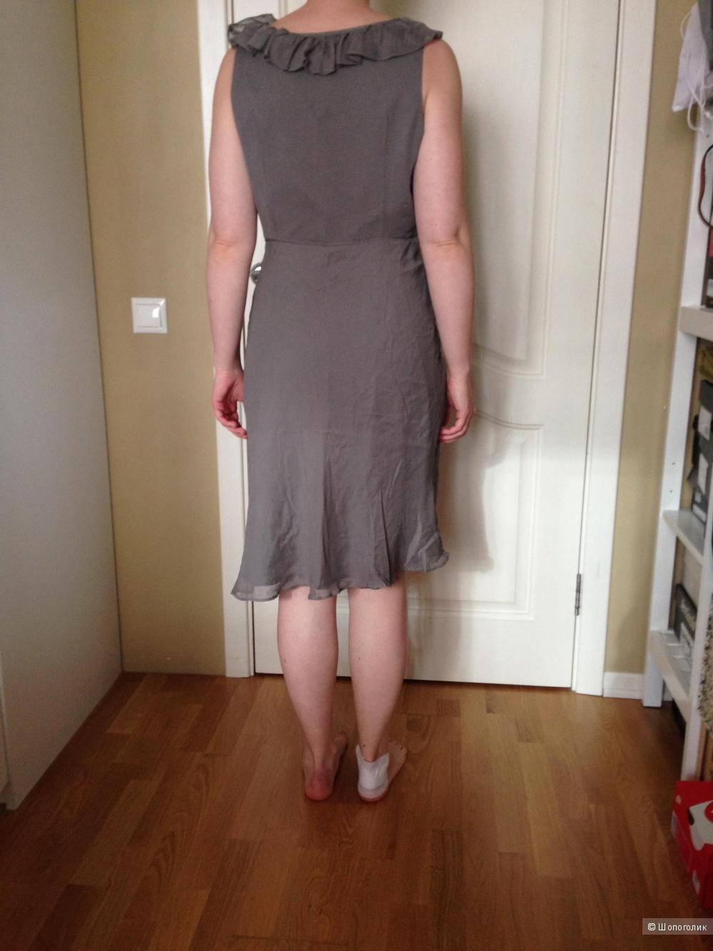 Шелковое платье J Crew, 12US