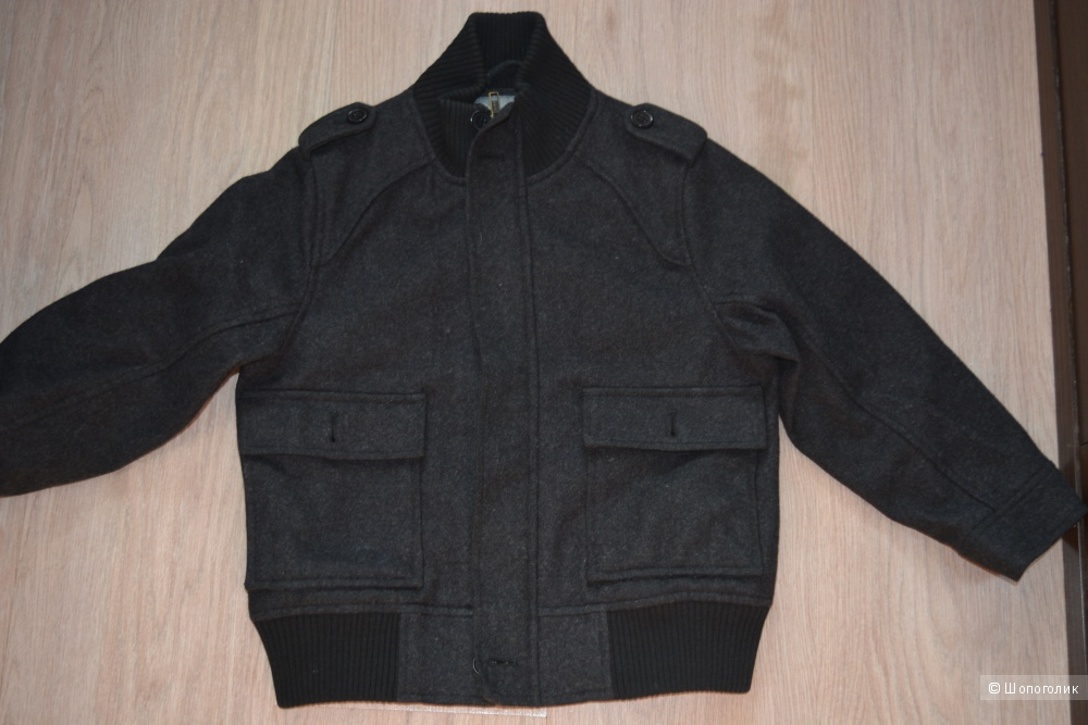 Шерстяная куртка Next, на 4-5 лет