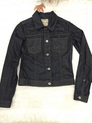 Джинсовая куртка Mustang Disco Jacket xs