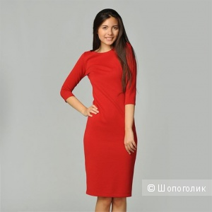 Платье Miso красное UK8