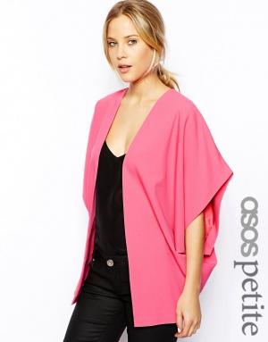 Розовое кимоно (пиджак)