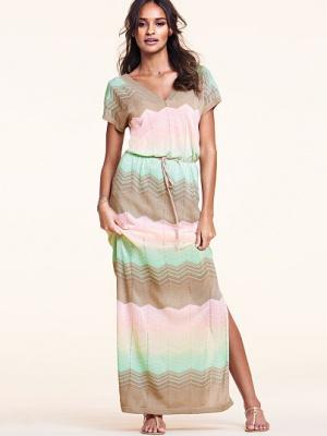Платье в пол Victorias Secret размер М