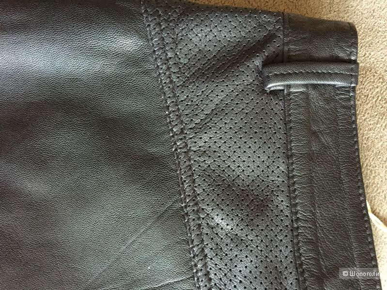 Новая кожаная юбка SELECTED FEMME размер 38DE 46RU