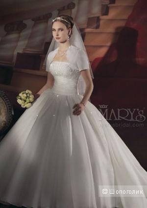 Свадебное платье американского бренда Marys из коллекции «Unspoken Romance», 44-46