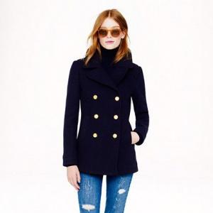Продам пальто-бушлат J Crew