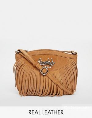 Продам сумочку Amused By Ameko из натуральной замши