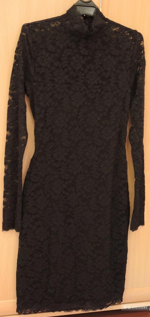 Маленькое чёрное платье Victoria's secret, кружево