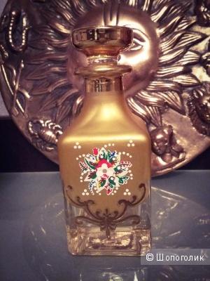 Арабский парфюмерный флакон для духов.