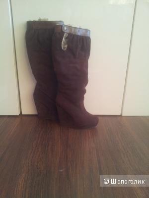 Сапоги Calvin Klein Jeans, размер 37.5