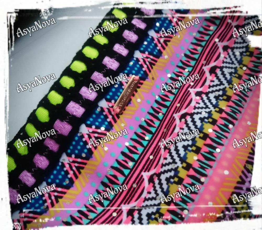 Купальник верх The Crochet-trim Teeny Triangle Top размер S и низ Crochet-trim Cheeky размер S