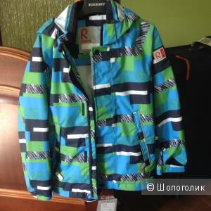 Новая куртка-ветровка Reima Tec размер 134+