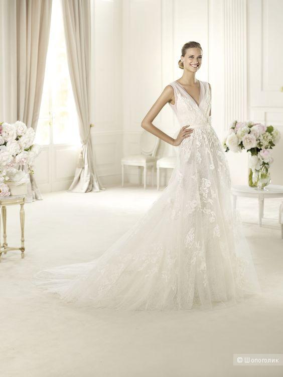 Свадебное платье от Elie Saab для Pronovias