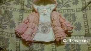 Куртка осень Bebus размер 2 года