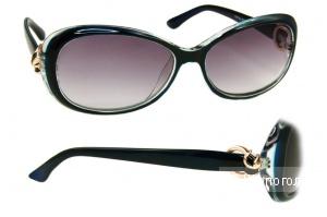 Fabia Monti:  золотой узел очки для зрения на -2
