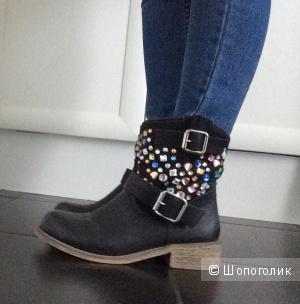 Женские сапоги/ботинки на осень