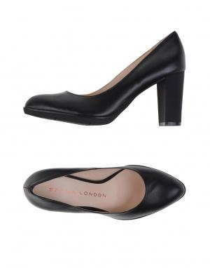 Новые кожаные черные классические туфли SACHA LONDON 39 размер