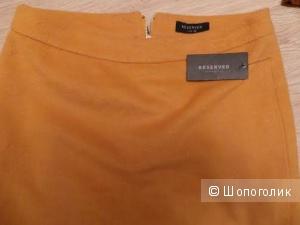 Теплая короткая юбка: Reserved, размер 42