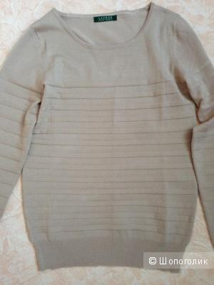 Женский дизайнерский свитерок от Ralph Lauren ТРИКОТАЖ р.46