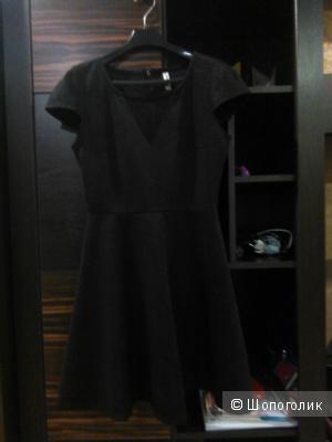 Черное, новое платье