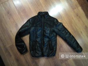 Черная куртка на осень