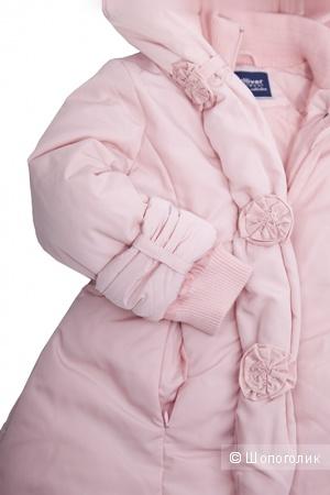 Зимнее пальто Гулливер размер 110