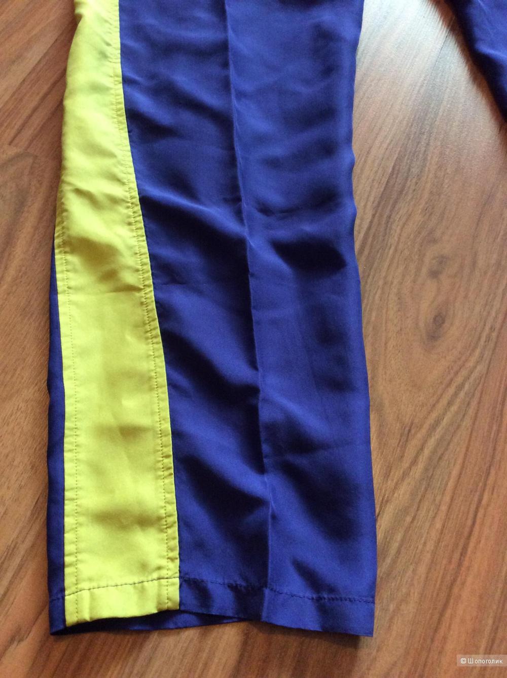 Брюки шелковые PENNYBLACK 48 размер