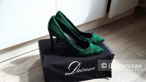 Туфли фирмы Delman, р-36.