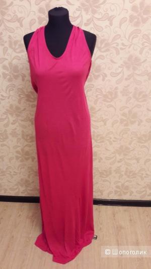 Вискозное платье: MANGO COLLECTION, М