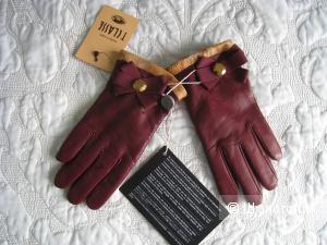 Перчатки ALVIERO MARTINI 1A CLASSE, р-р M (на 6,5 р-р)