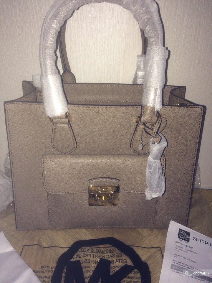 Шикарная сумка  Michael Michael Kors Bridgette( tote md )