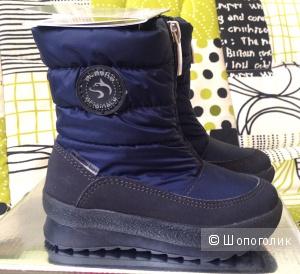 Новые сапоги ботинки Alaska Originale р.24 15,5 см