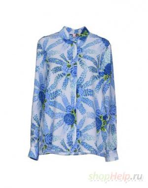 Шелковая рубашка от MSGM.