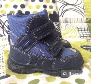 Мембранные ботинки Superfit р.23 15 см