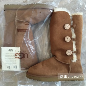 UGG Australia Bailey Button Triplet (новые)