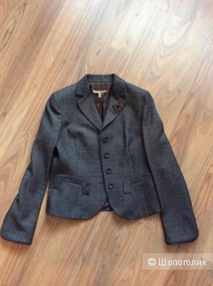Пиджак укороченный LeFull Италия