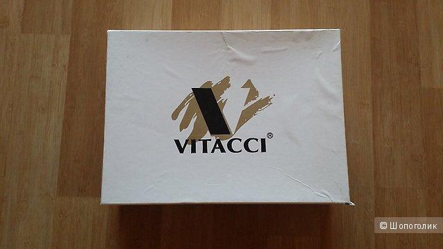 Ботфорты Vitacci 37 размер новые