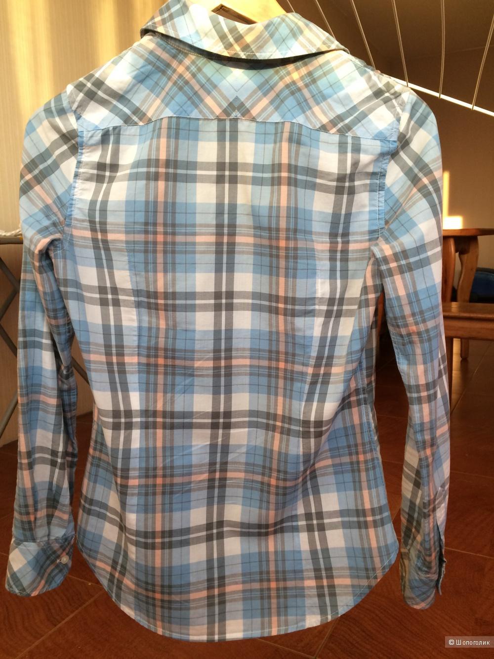 Рубашка в клетку Levi's XS