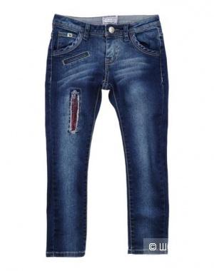 Новые  джинсы  funfun на девочку.