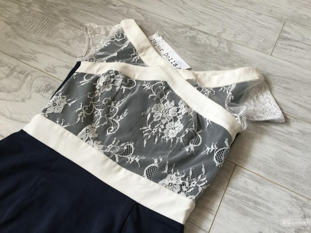 Идеальное платье-футляр Paper Dolls