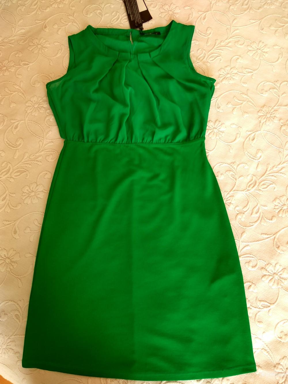 Изумрудное платье Adilisik новое