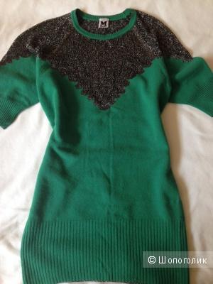 Платье-свитер оригинал MISSONI 42-44