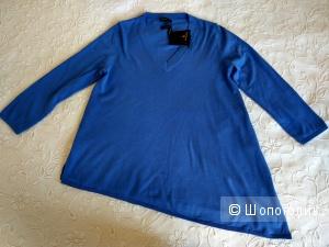 Massimo Dutti свитер с шелком новый разм.S